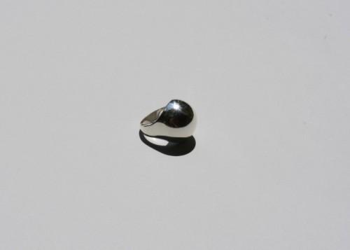 Saskia Diez Big Sphere Ring