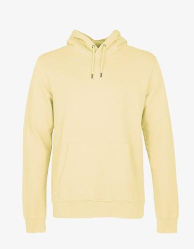 Colorful Standard - Classic Organic Hoodie - Soft Yellow