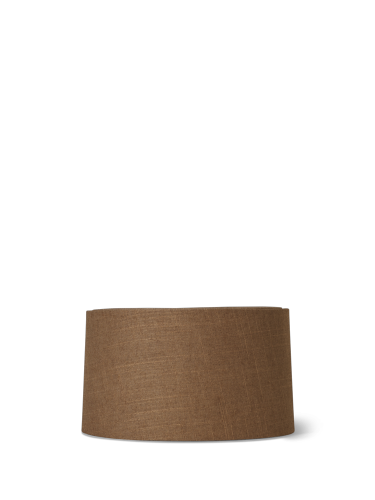 ferm LIVING - Eclipse Lampshade - Short - Curry