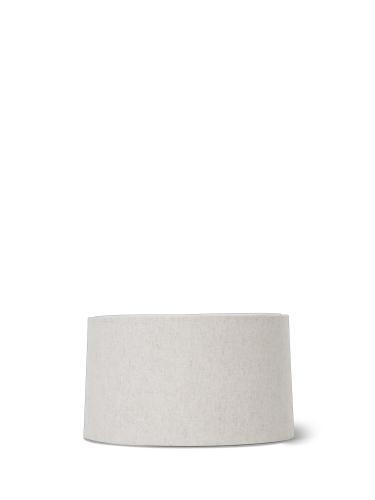 ferm LIVING - Eclipse Lampshade - Short - Natural
