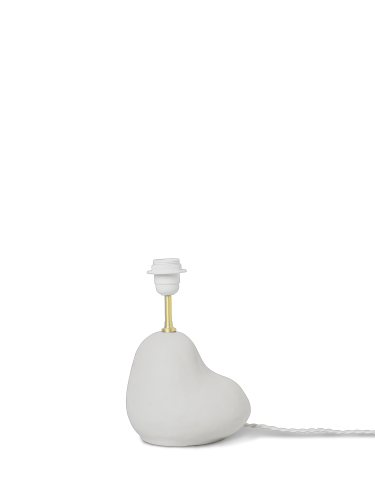 ferm LIVING - Hebe Lamp Base small - Off-White