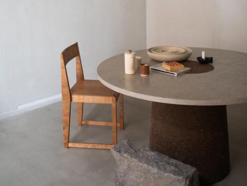 Frama - Chair 01   Warm Brown Wood