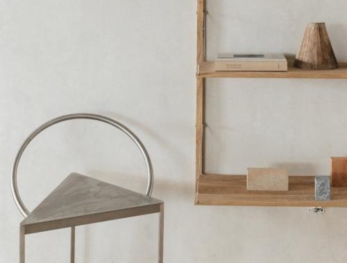 Frama - Triangolo Chair   Steel