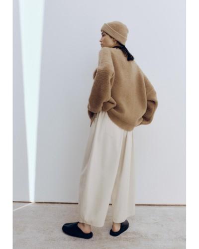 Cordera AW21 - Shearling Beanie - Camel